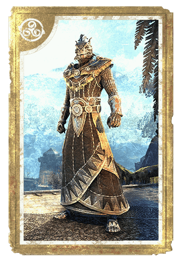 Marshlord Formal Bugshell Robes card