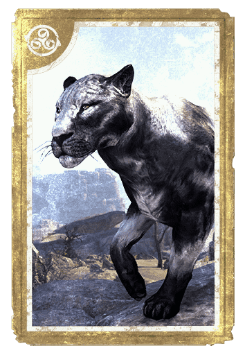 Shadowghost Senche-Panther card