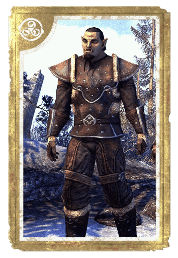 Orcish Scout Armor card