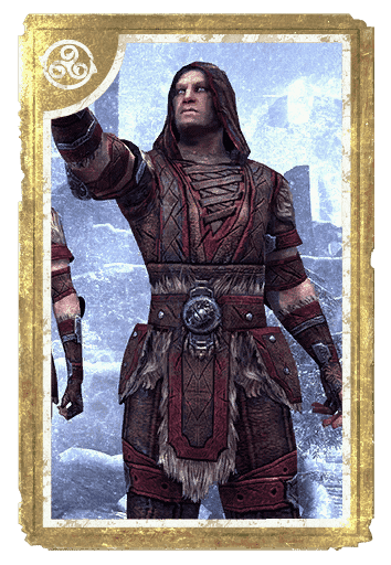 West Skyrim Scout Outfit card