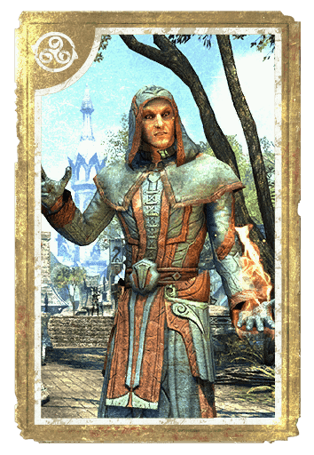 Mages Guild Formal Robes card