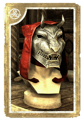Nightmare Daemon Mask, Khajiiti card