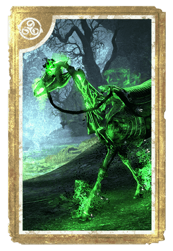 Plague Husk Horse card