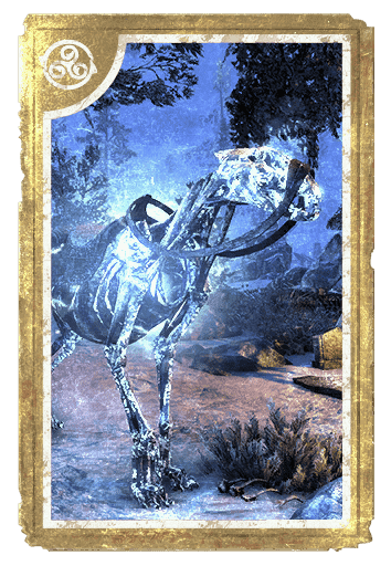 Frost Draugr Senche card