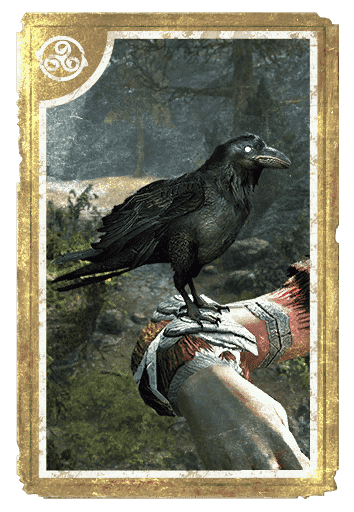 Crow's Calling card