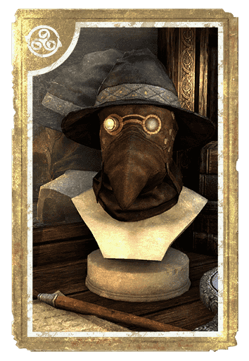Casual Plague Doctor card