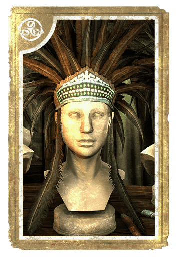 Xanmeer Doyen's Feather Tiara card