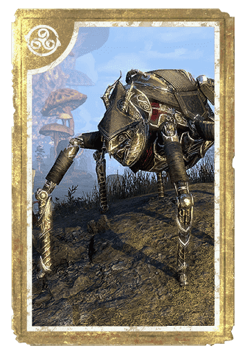 Lustrous Nix-Ox Fabricant Steed card
