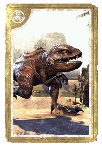 Banded Guar Charger card