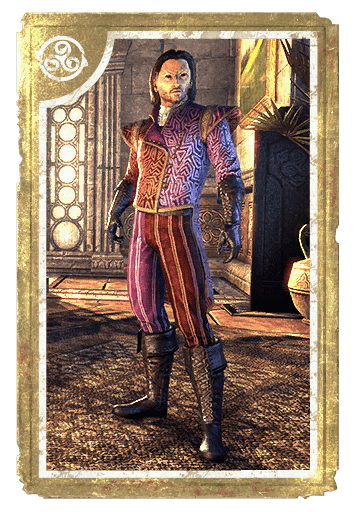 Sheogorath Costume card