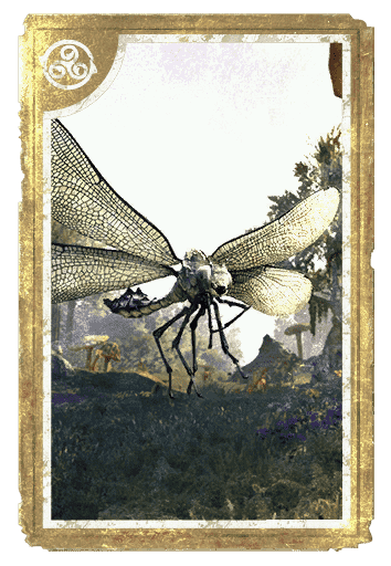 Regal Dovah-Fly card
