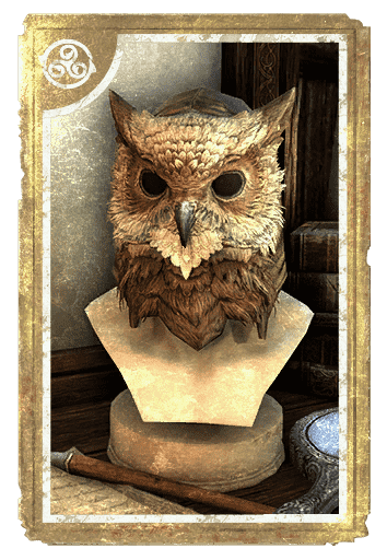 Jhunal's Owl Mask card