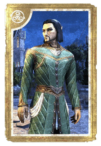 Kinlord's Alinor Attire card