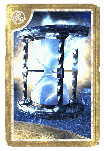 Psijic Tautology Glass card