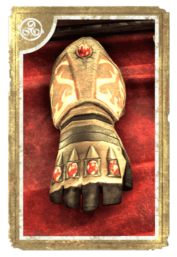 Psijic Flame Gauntlets card