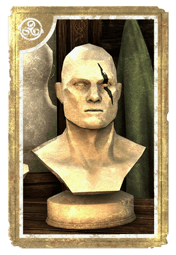 Hrokkibeg's Claw Face Marks card