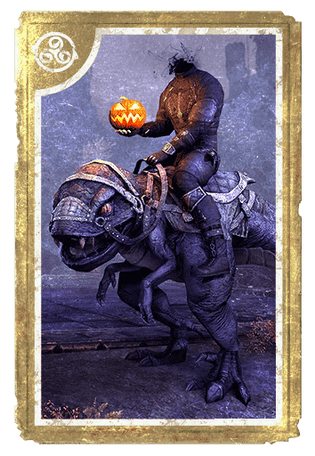 Hollowjack Rider Guar card