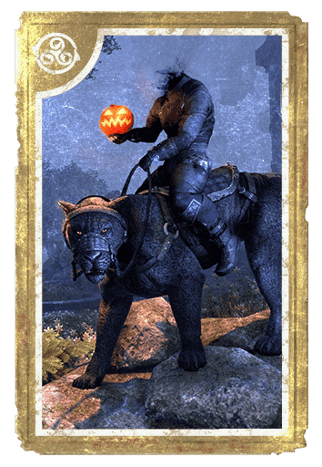 Hollowjack Rider Senche card