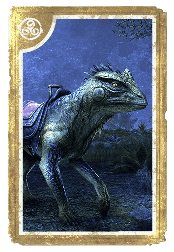 Wolf-Lizard Steed card