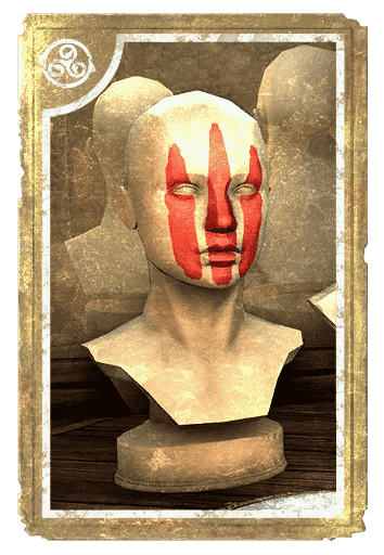 Dead-Water Blood Face Tattoos card