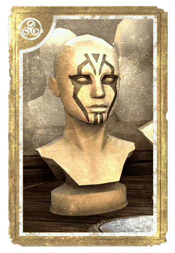 Dwarven Centurion Face Tattoos card