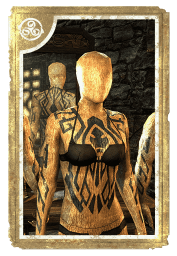 Dwarven Centurion Body Tattoos card