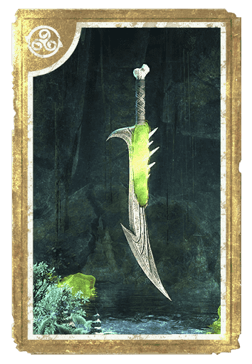 Voriplasm Sword card