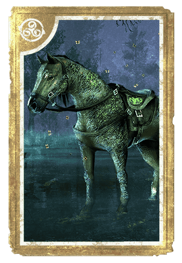 Steed of the Afflicted card