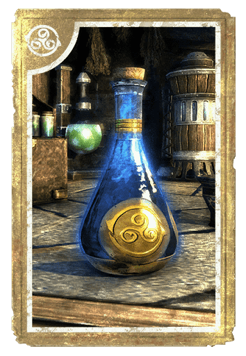 Gold Coast Spellcaster Elixir (10) card