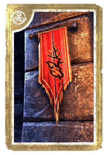 Banner of Hircine card