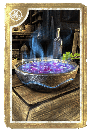 Crown Combat Mystic's Stew card