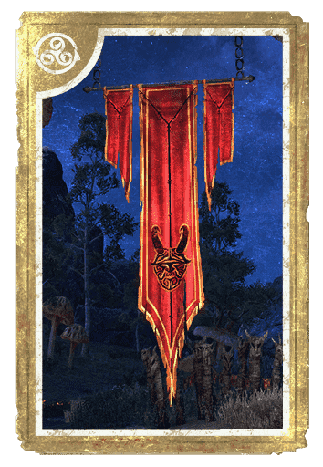 Tapestry, Clavicus Vile card