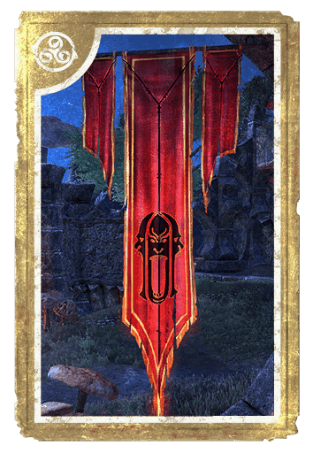Tapestry of Sheogorath card