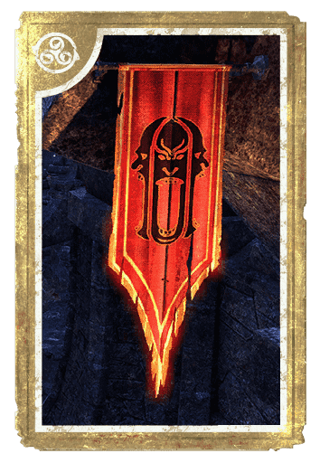 Banner of Sheogorath card