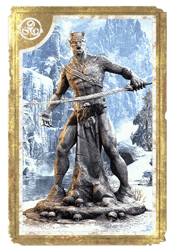 Statue of Malacath, Orc-Father card