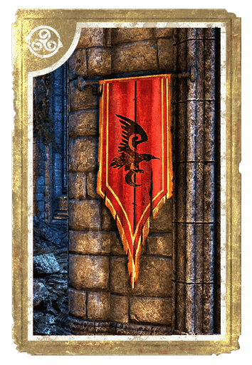 Banner, Nocturnal card
