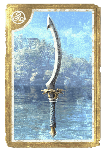 Crown Crafting Motif 64: Pyandonean Daggers card