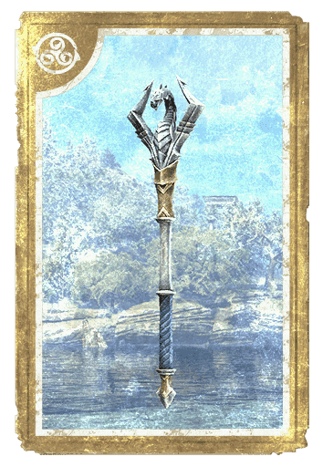 Crown Crafting Motif 64: Pyandonean Maces card