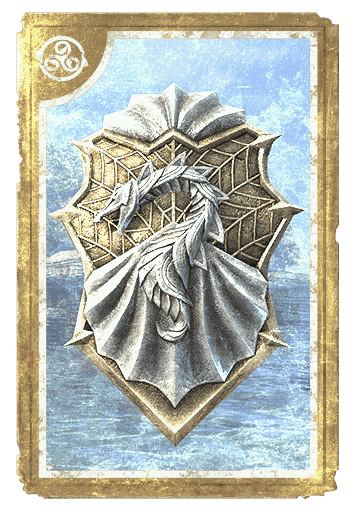 Crown Crafting Motif 64: Pyandonean Shields card
