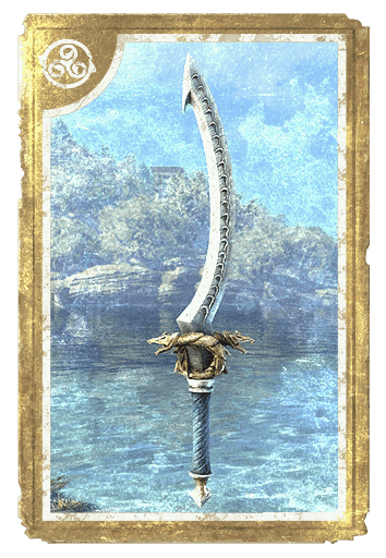 Crown Crafting Motif 64: Pyandonean Swords card