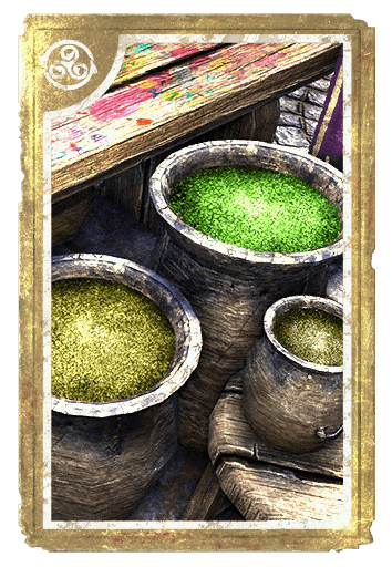 Alchemical: Viridian Sentinel card