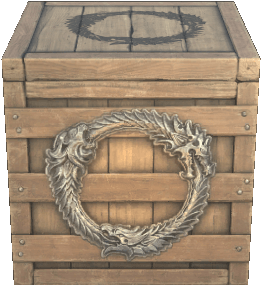 Ouroboros Crown Crate as it appears in ESO