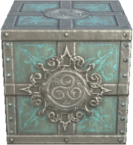 Crown Classics Volume 2 Crate as it appears in ESO