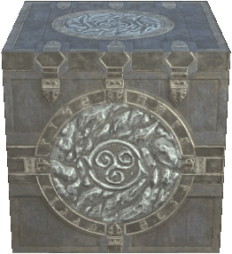 Frost Atronach Preview Crate as it appears in ESO