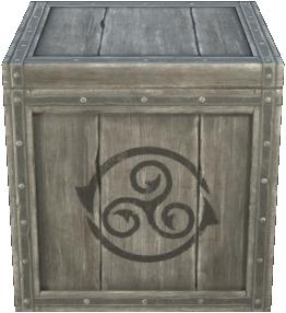 Crown Crate as it appears in ESO