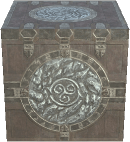Frost Atronach Crate as it appears in ESO